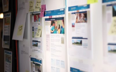 Targeting the right demographic through web design, marketing and SEO