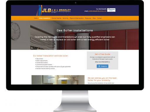 Gas Engineer Website